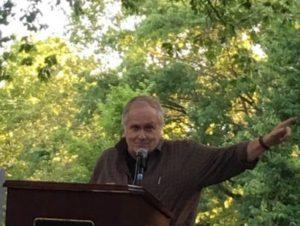 Fred Marchant, reading for Warrior Writers
