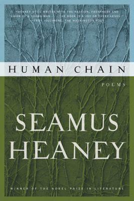 The Human Chain, poems by Seamus Heaney, cover art