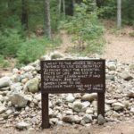 Thoreau quote at Walden Pond